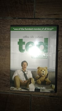 Ted unrated DVD