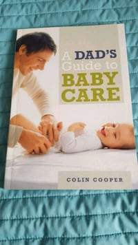 """""""A Dad's Guide to Baby Care"""" Book Ottawa, K2J 3V1"""