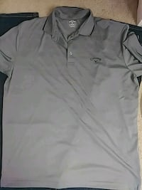 white and gray polo shirt Jacksonville, 32258