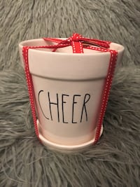 Rae Dunn CHEER Mini Planter St Catharines, L2T 2B4