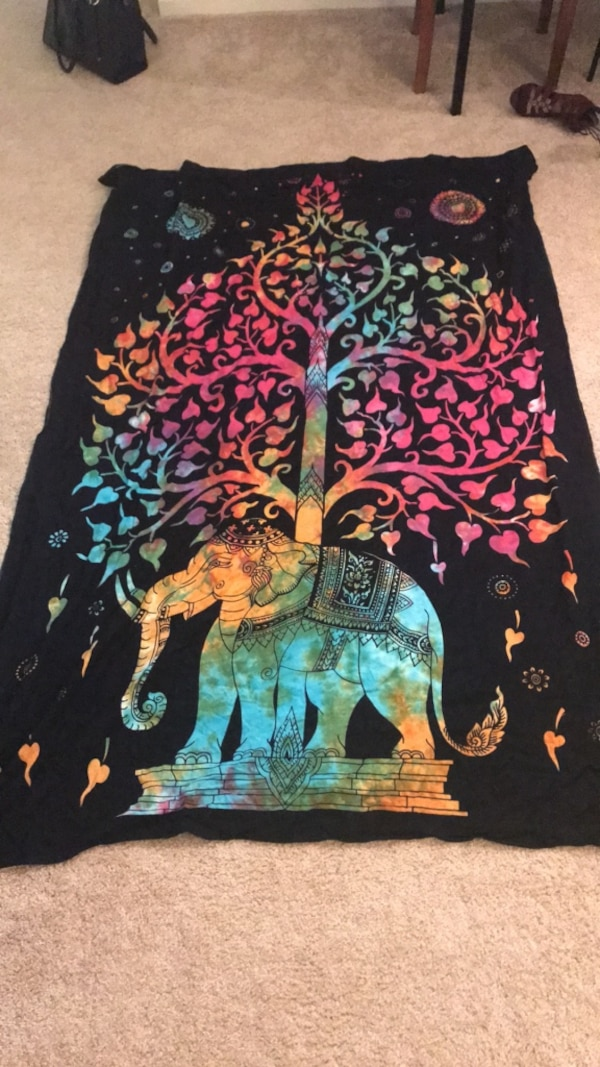 tapestry (very large)