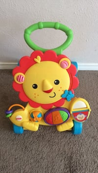 toddler's Fisher-Price lion activity walker Plano, 75023