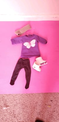 Doll accessories and clothing