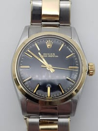 Rolex Oyster Perpetual Lady Gold Napoli