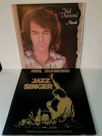 Neil Diamond Vinyl LP's