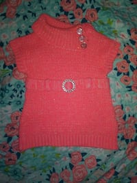 Sweater Dress size 12 mos