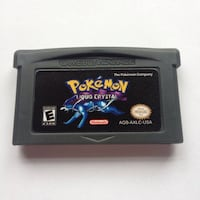 Pokémon Liquid Crystal for GBA Alexandria, 22310