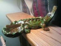 Alligator Planter and Tray Des Moines, 50312