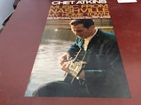 JUST REDUCED Vinyl Record Chet Adkins Music From Nashville My Home Town Rockville
