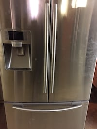 stainless steel french door refrigerator Pearl, 39208