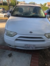 2001 Nissan Quest Los Angeles