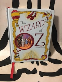 The Wizard of Oz book perfect condition Greer, 29650