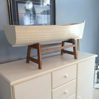 Handcrafted Wooden Dory Scugog, L9L
