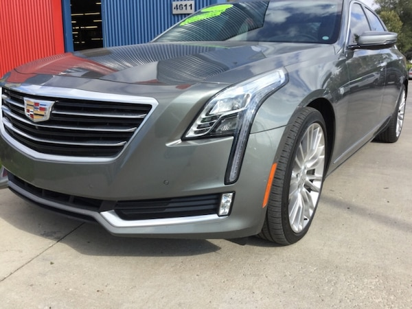 ***GREAT DEAL*** 2017 Cadillac CT6 Sedan 3.6L Luxury AWD rates as low as 4.95 a5e2c683-4c16-4672-9e06-ed9c5b15f2ff