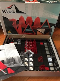 Khet board game Edmonton, T6C 3E6