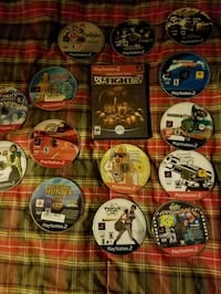 Playstation 2 games and 19 games Chicago, 60619