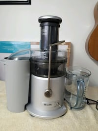 Breville - The Juice Fountain. Juicer for sale. Coquitlam