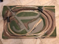 N scale train layout. New. Hills. Mountains. Model train Burleson, 76028