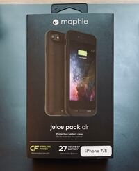 Mophie iphone charge case 7/8 Boston