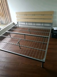 Ikea bed  North Vancouver, V7P 3N5