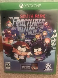 Xbox one South Park game case Soldotna, 99669