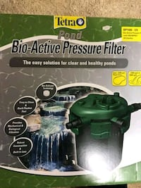 Pond filters new