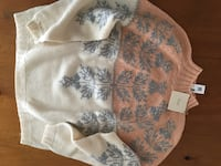 Brand new wool hand made sweater from The Gap size large  Toronto, M2M