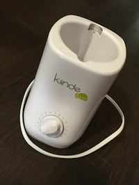 Kiinde bottle warmer