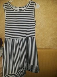 Blue and white stripped dress New Braunfels, 78130