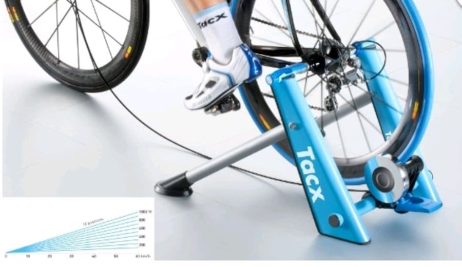 TACX Blue Edition Trainer 218b9281-0a37-4325-b174-1d5624f33584