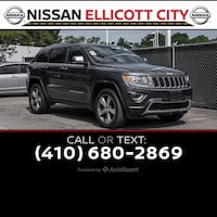 2016 Jeep Grand Cherokee Limited Ellicott City