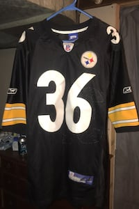 Authentic Bettis NFL jersey