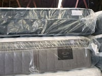black and gray bed mattress Compton, 90222