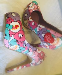 Stilettos with Care Bear Design Bristow, 20136