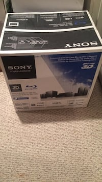 Sony 3D Blu-ray Disc/DVD home theatre system Olney, 20832