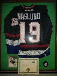Used One of a kind NASLUND Jersey for sale in Langley - letgo c54565ded