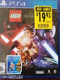 PS4    Lego.  Star Wars Adventure