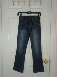 Arizona Jean and Co. Bootcut Girls Jeans