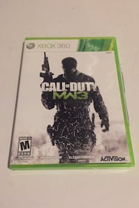 Call of Duty MW3 Xbox 360 Vaughan, L4K 1H2