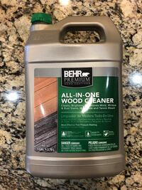 Behr All-In-One Wood Cleaner