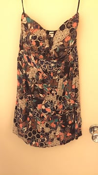 Small strapless sundress Edmonton, T5Y 1M3