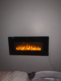 Electric fireplace  Raleigh, 27616