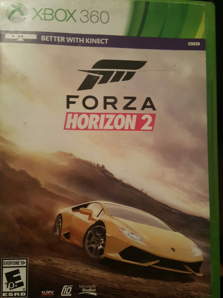 letgo xbox 360 forza horizon 2 in lansing mi. Black Bedroom Furniture Sets. Home Design Ideas