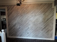 Vinyl and laminate wall and trim installation Bakersfield, 93307
