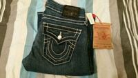Authentic True Religion womens jeans  Mississauga, L5M 3Y2