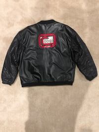 Coogi Leather Jacket Size 4X for $100 OBO Laurel, 20707