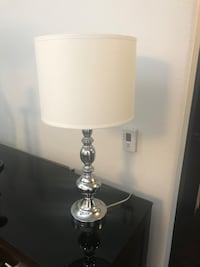 white and gray table lamp Henderson, 89052