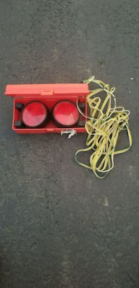 Magnetic Trailer/Tow lights Gladstone, 97027