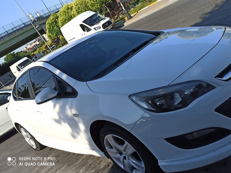 2014 Opel Astra 1.3 CDTI 95 HP BUSINESS 5