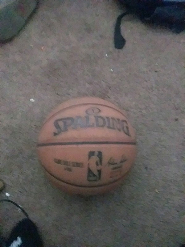ba24349fdc8 Used Nba official game ball for sale in Midvale - letgo